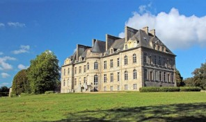 Beautiful Brittany Chateau Set on 514 acres of Land