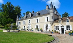 Magnificent 16th Century Chateau set in 70 Hectares of Land