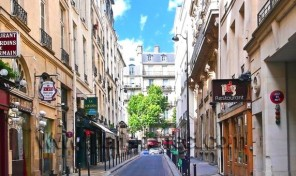 Luxury Pied-a-Terre in Saint-Germain-des-Pres