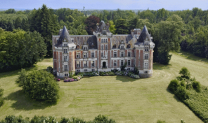 Aquitaine Chateau and Estate to Convert into Luxury Apartments