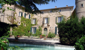 Chateau and Vineyard with AOC Ratings in Provence