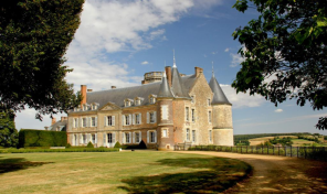 An Historic 16 bedroom Chateau Located in the Pays de la Loire