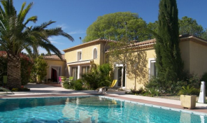 Charming 5 Bedroom Villa with Pool in the Pezenas Area