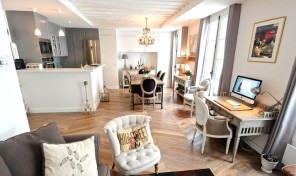 Splendid 3 Bedroom Apartment, Paris 7th Arrondissement