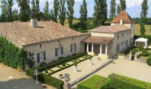 5 Bedroom Character Manor House in Lot-et-Garonne