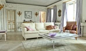 Exquisite Two Bedroom Penthouse Apartment in Le Marais, Paris
