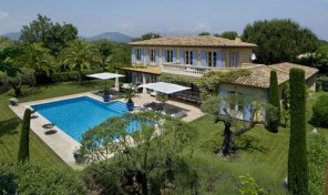 Villa With Countryside View At The Entrance Of Saint Tropez