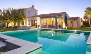 Elegant Provencal Property in Saint Tropez