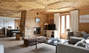 Stylish Apartment Situated in Argentière Near Grands Montets Ski Area