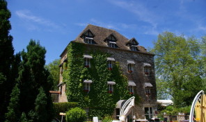 Superb Water Mill and Hotel Near Beaune, Burgundy