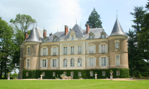 Stunning Fairytale Chateau in the Loire Valley