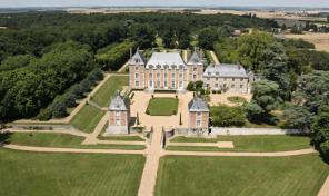 Exceptional 17th Century Chateau in Blois, Loir-et-Cher