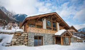 Fabulous luxury chalet in an enviable position in Moussoux, Chamonix